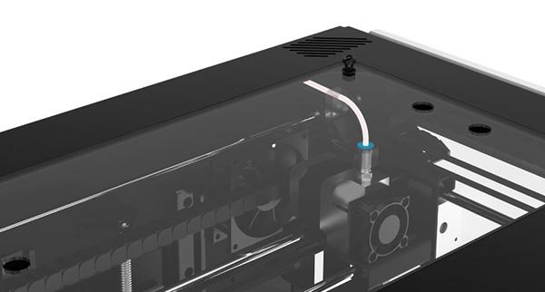 3D Εκτυπωτής bq Witbox 3d Printer 3dhub.gr