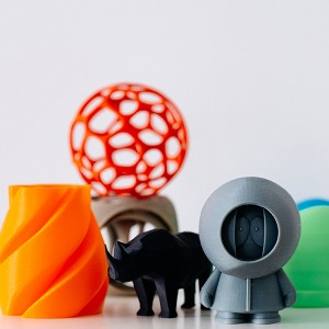3D Printed Προϊόντα