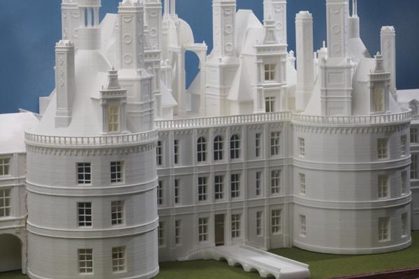 Το 3d Printing στην Αρχιτεκτονική 3dhub.gr