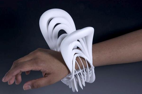 SLS Nylon 3D Print 3DHUB.gr