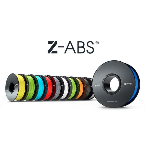 Zortrax Z-ABS Filament 3dhub.gr