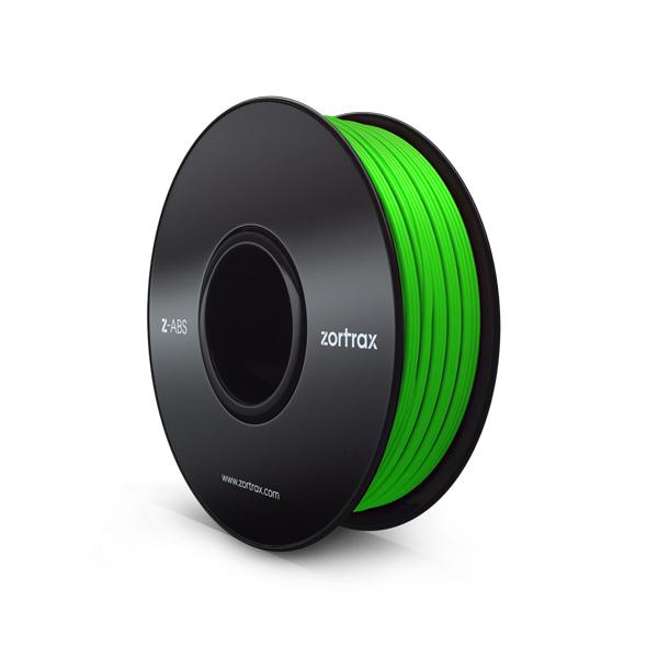 Αναλώσιμο Z-ABS Green 3dhub.gr