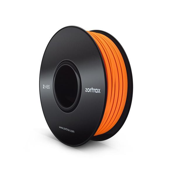 Αναλώσιμο Z-ABS Orange 3dhub.gr