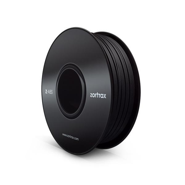 Αναλώσιμο Z-ABS Pure Black 3dhub.gr