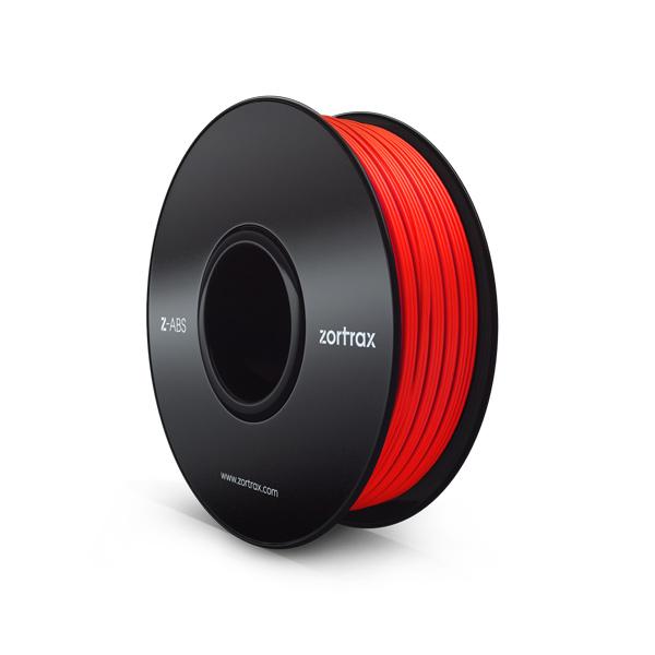 Αναλώσιμο Z-ABS Red 3dhub.gr