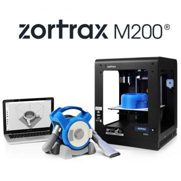 3D Εκτυπωτής Zortrax M200 3dhub.gr Premium Reseller