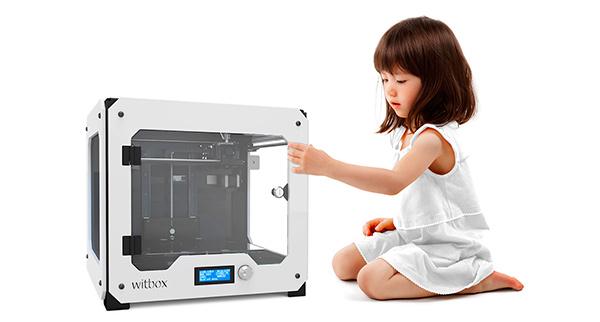 bq Witbox 3d Printer 3dhub.gr