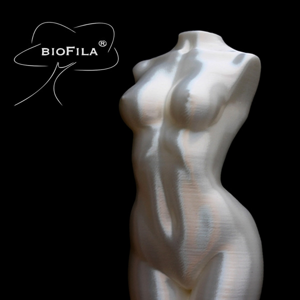 Αναλώσιμο bioFila Silk 1.75mm 3dhub.gr