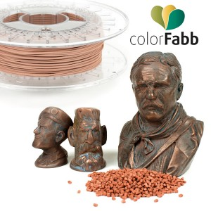 Colorfabb Copperfill 1.75mm Αναλώσιμο 3dhub.gr