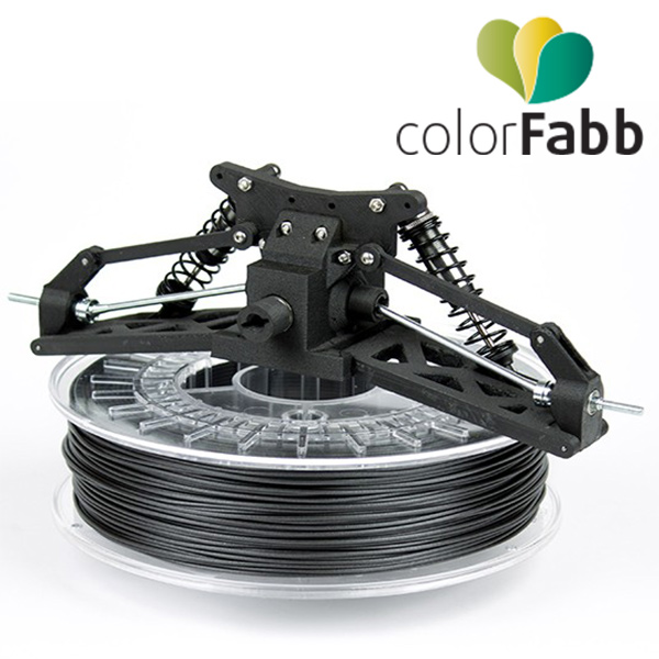 Colorfabb Carbon 1.75mm 3dhub.gr