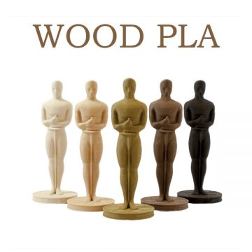 Wood PLA 3DHUB.gr