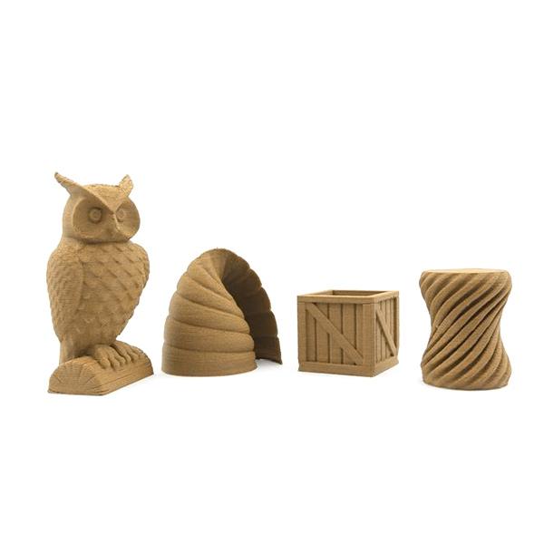 Αναλώσιμο Wood PLA 1.75mm 3dhub.gr