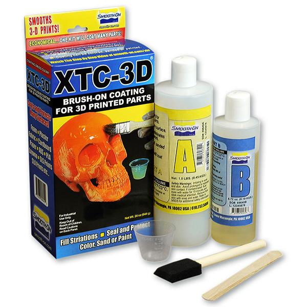 XTC-3D Ρητίνη επικάλυψης 3dhub.gr