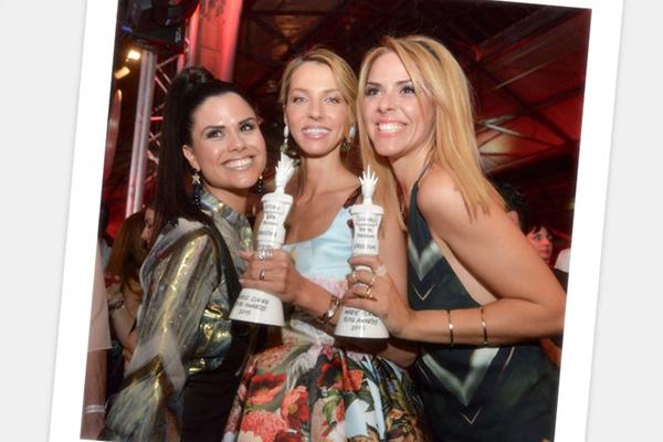 3D Printed Fashion Awards Βραβεία Marie Claire 3dhub.gr