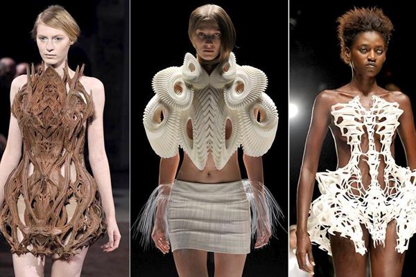 3D Printing - Fashion Show - 3dhub.gr