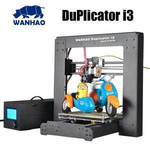 Wanhao DuPlicator i3 Official Reseller 3dhub.gr