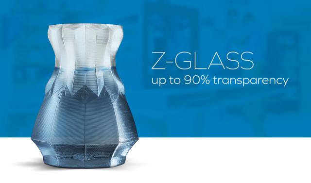 Zortrax Z-GLASS 3DHUB.gr