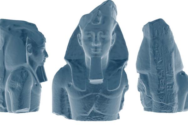 Pharaoh 3d Print 3dhub.gr