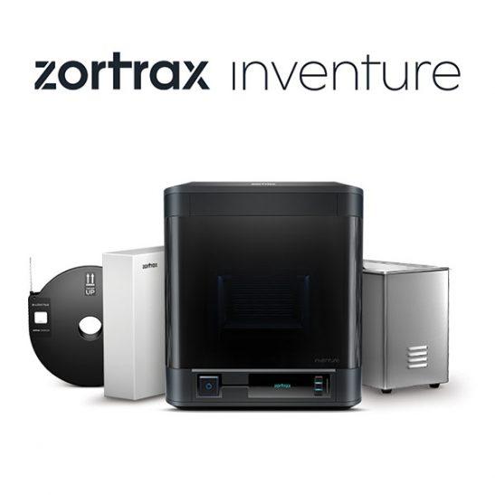 Zortrax Inventure 3DHUB.gr Zortrax Premium Reseller