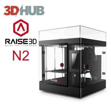Raise3D N2 Dual Extruder 3DHUB.gr