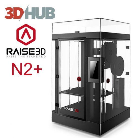 Raise3D N2 Plus Dual Extruder 3DHUB.gr