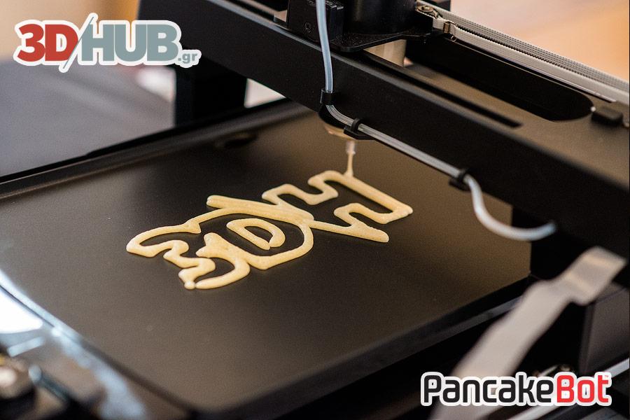 PancakeBot 3DHUB.gr