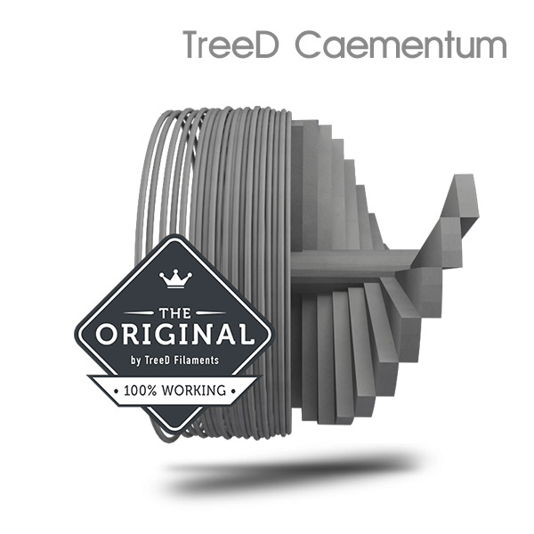 TreeD Caementum Architectural Filament 3DHUB.gr