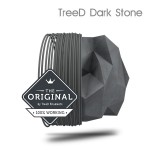 TreeD Dark Stone Architectural Filament 3DHUB.gr