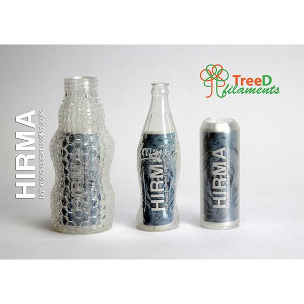 TreeD Hirma PMMA Filament 3DHUB.gr