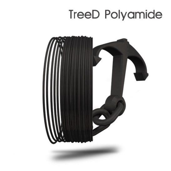 TreeD Longchain Polyamide Filament 3DHUB.gr