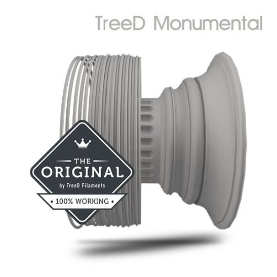 TreeD Monumental Architectural Filament 3DHUB.gr