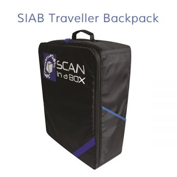 Scan In a Box 3D Scanner Traveller Backpack 3DHUB.gr