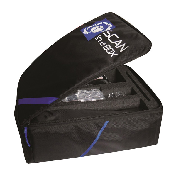 Scan In a Box 3D Scanner Traveller Backpack 3DHUB.gr