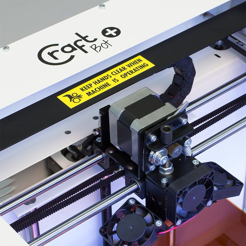 Craftbot PLUS 3D Printer 3DHUB.gr