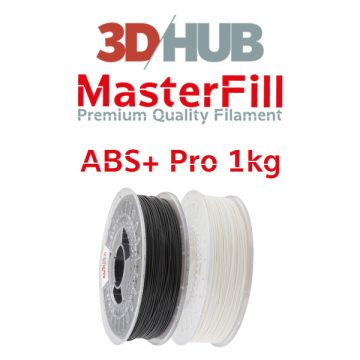 3DHUB MasterFill Premium ABS+ Pro Filament 3DHUB.gr