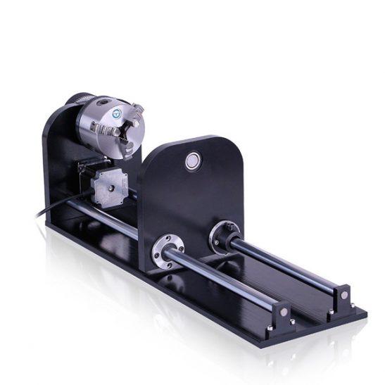 3DHU1060 Laser Cutter Engraver Chuck Rotary Attachment