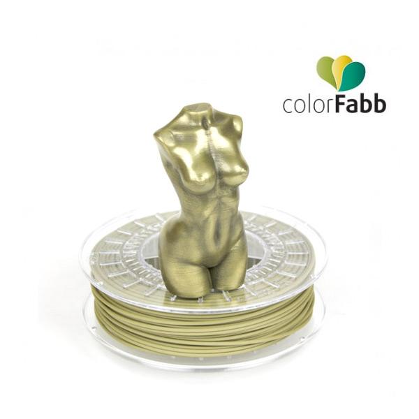 ColorFabb BrassFill Filament 3DHUB.gr