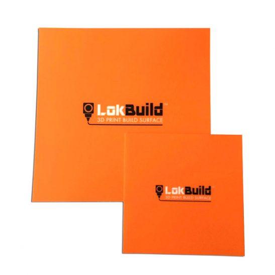 LokBuild 3D Print Build Surface 3DHUB.gr