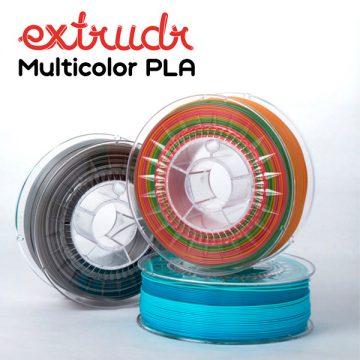 extrudr multicolor pla 3DHUB.gr