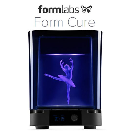 Formlabs Form Cure 3DHUB.gr