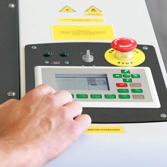BCN3D IGNIS 100W Laser Cutter Engraver 3DHUB.gr