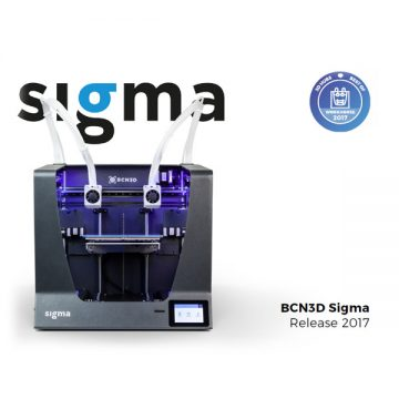 BCN3D Sigma R17 Dual Extruder 3HUHB.gr