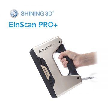 EinScan PRO+ 3D Scanner 3DHUB.gr