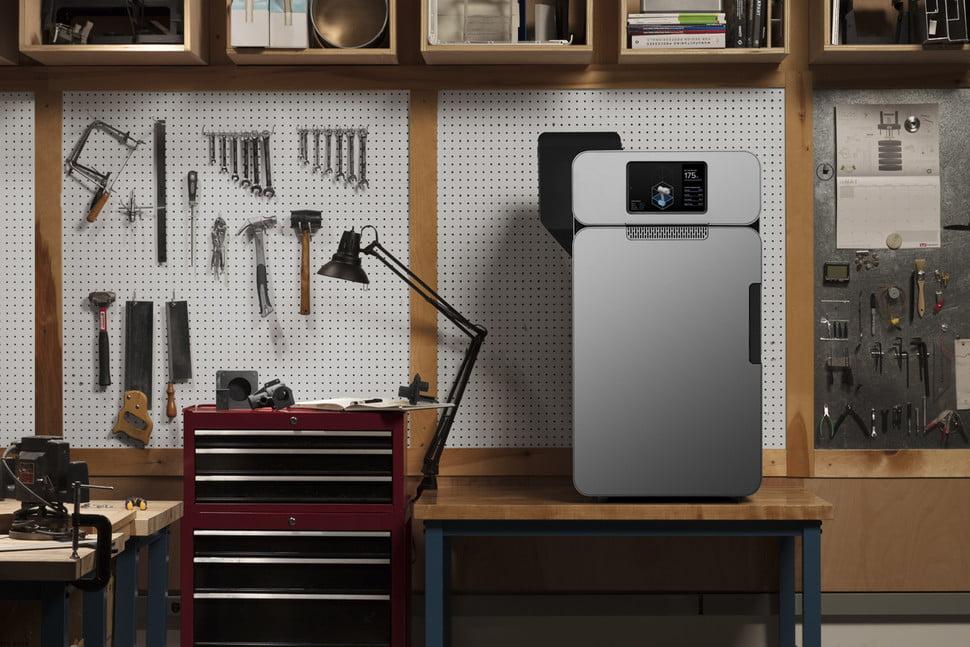 Formlabs Fuse 1 SLS Nylon 3D Printer 3DHUB.gr