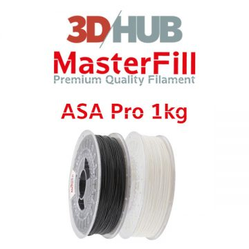 3DHUB MasterFill Premium ASA Pro Filament 3DHUB.gr