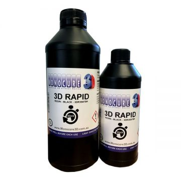 Monocure Rapid SLA Resin Bottle 1lt 3DHUB.gr