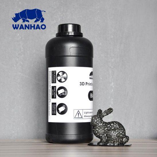 Wanhao SLA Resin Bottle 1lt 3DHUB.gr
