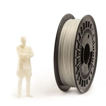eumakers glass fiber nylon filament 3DHUBgr