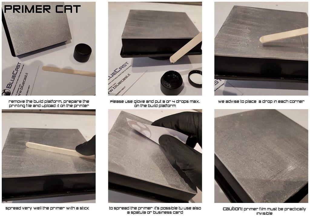 Primer Cat 5mg 3DHUBgr