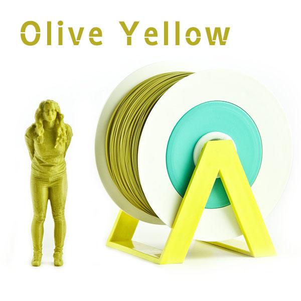 eumakers-pla-olive yellow-filament-3DHUBgr-01